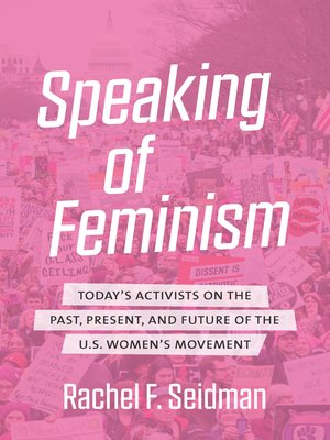 cover image of Speaking of Feminism