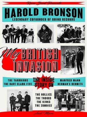 cover image of My British Invasion
