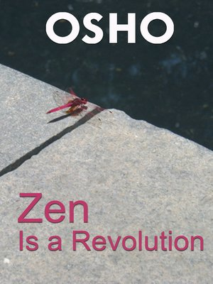 cover image of Zen Is a Revolution