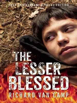 cover image of The Lesser Blessed