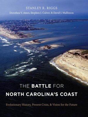 cover image of The Battle for North Carolina's Coast