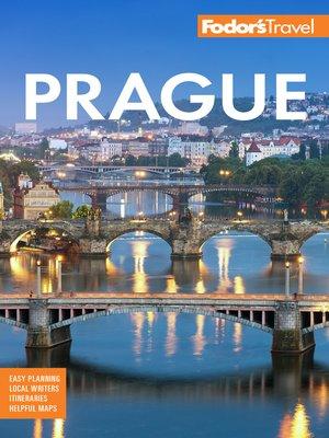 cover image of Fodor's Prague