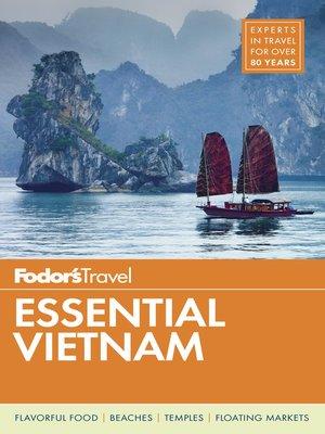 cover image of Fodor's Essential Vietnam