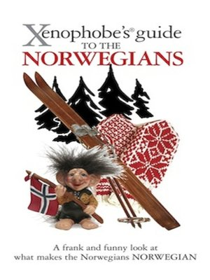cover image of The Xenophobe's Guide to the Norwegians