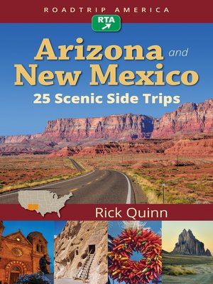 cover image of RoadTrip America Arizona & New Mexico