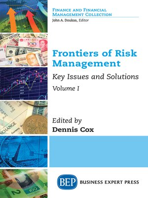 cover image of Frontiers of Risk Management, Volume I