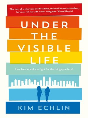 cover image of Under the Visible Life