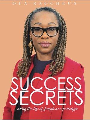 cover image of Success Secrets