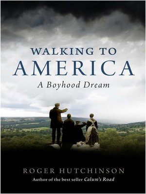 cover image of Walking to America