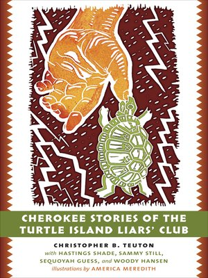 cover image of Cherokee Stories of the Turtle Island Liars' Club