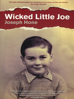 cover image of Wicked Little Joe