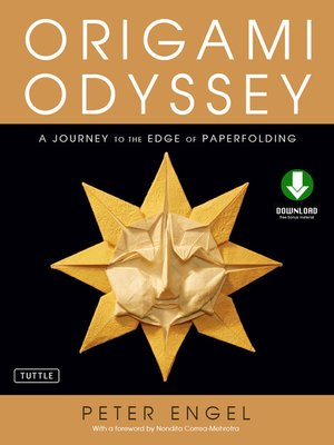 cover image of Origami Odyssey