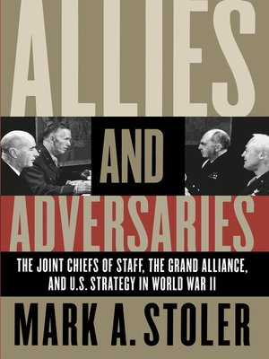 cover image of Allies and Adversaries