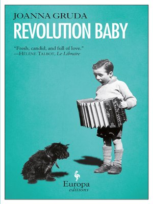 cover image of Revolution Baby