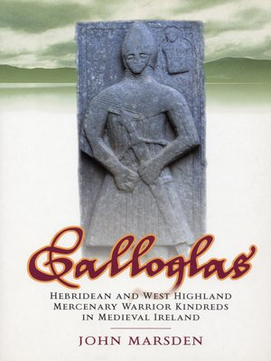 cover image of Galloglas