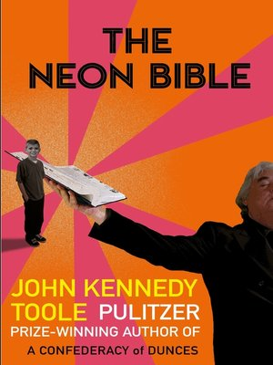 cover image of The Neon Bible