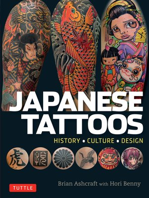 cover image of Japanese Tattoos