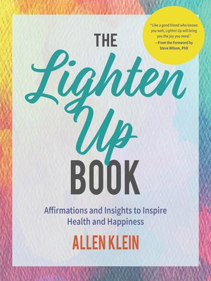 cover image of The Lighten Up Book