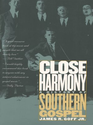cover image of Close Harmony