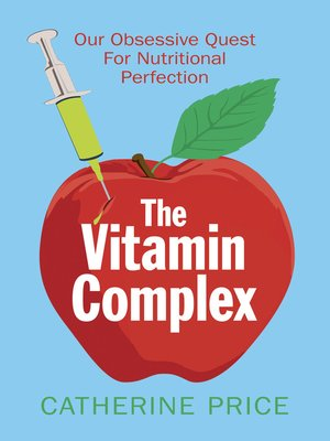 cover image of The Vitamin Complex