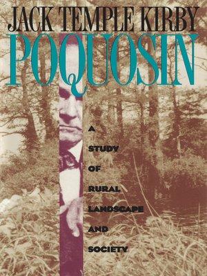 cover image of Poquosin