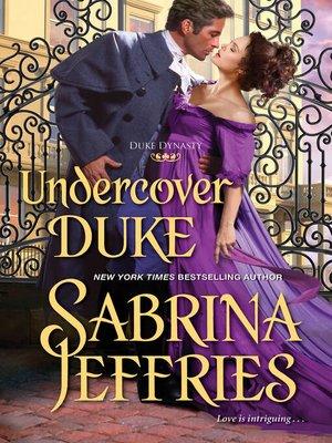 cover image of Undercover Duke