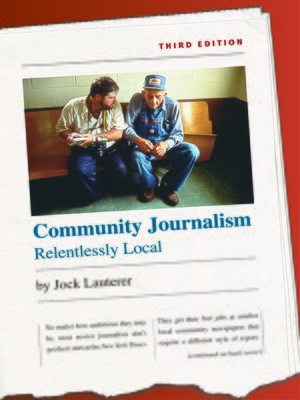 cover image of Community Journalism