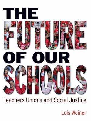 cover image of The Future of Our Schools