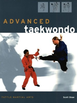 cover image of Advanced Taekwondo