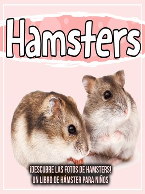 cover image of Hamsters