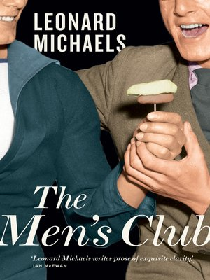 cover image of The Men's Club