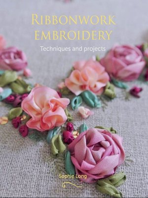 cover image of Ribbonwork Embroidery