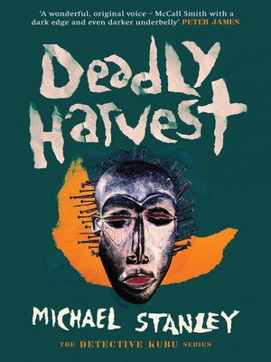 Deadly Harvest By Michael Stanley Overdrive Rakuten Overdrive