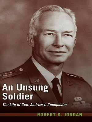 cover image of An Unsung Soldier