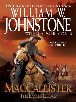 cover image of MacCallister