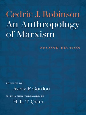 cover image of An Anthropology of Marxism