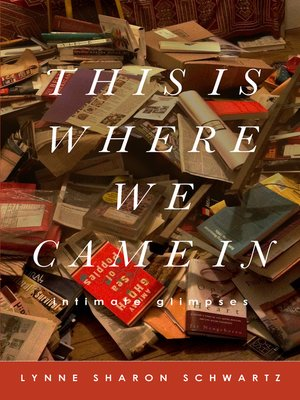cover image of This Is Where We Came In