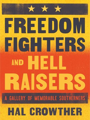 cover image of Freedom Fighters and Hell Raisers