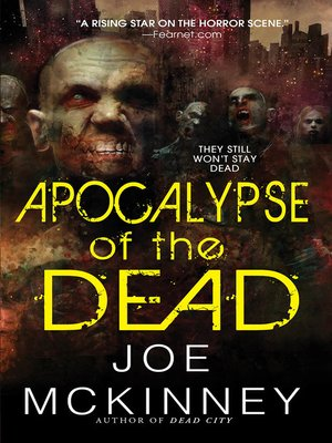 cover image of Apocalypse of the Dead