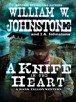 cover image of A Knife in the Heart