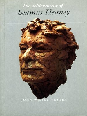 cover image of The Achievement of Seamus Heaney