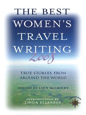 cover image of The Best Women's Travel Writing 2008