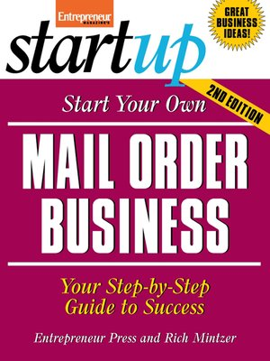 cover image of Start Your Own Mail Order Business