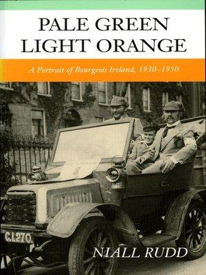 cover image of Pale Green Light Orange