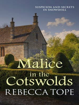 cover image of Malice in the Cotswolds