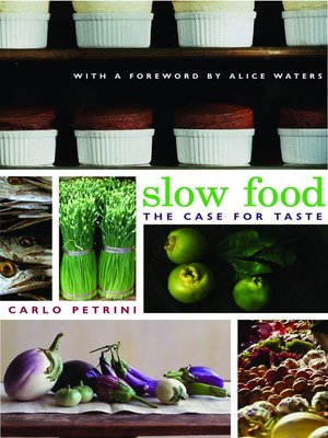 cover image of Slow Food