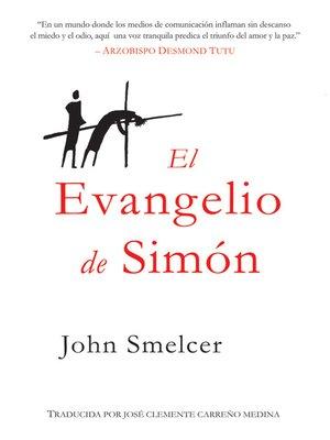 cover image of El Evangelio de Simon