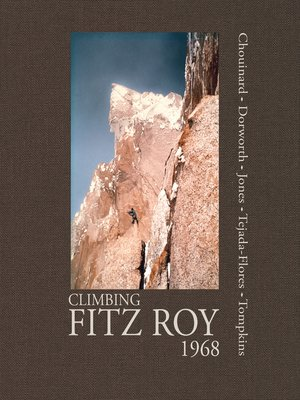 cover image of Climbing Fitz Roy, 1968