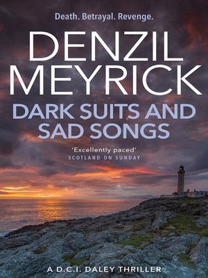cover image of Dark Suits and Sad Songs