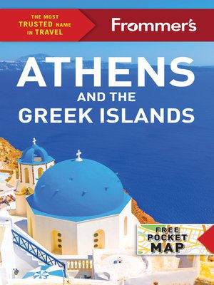cover image of Frommer's Athens and the Greek Islands